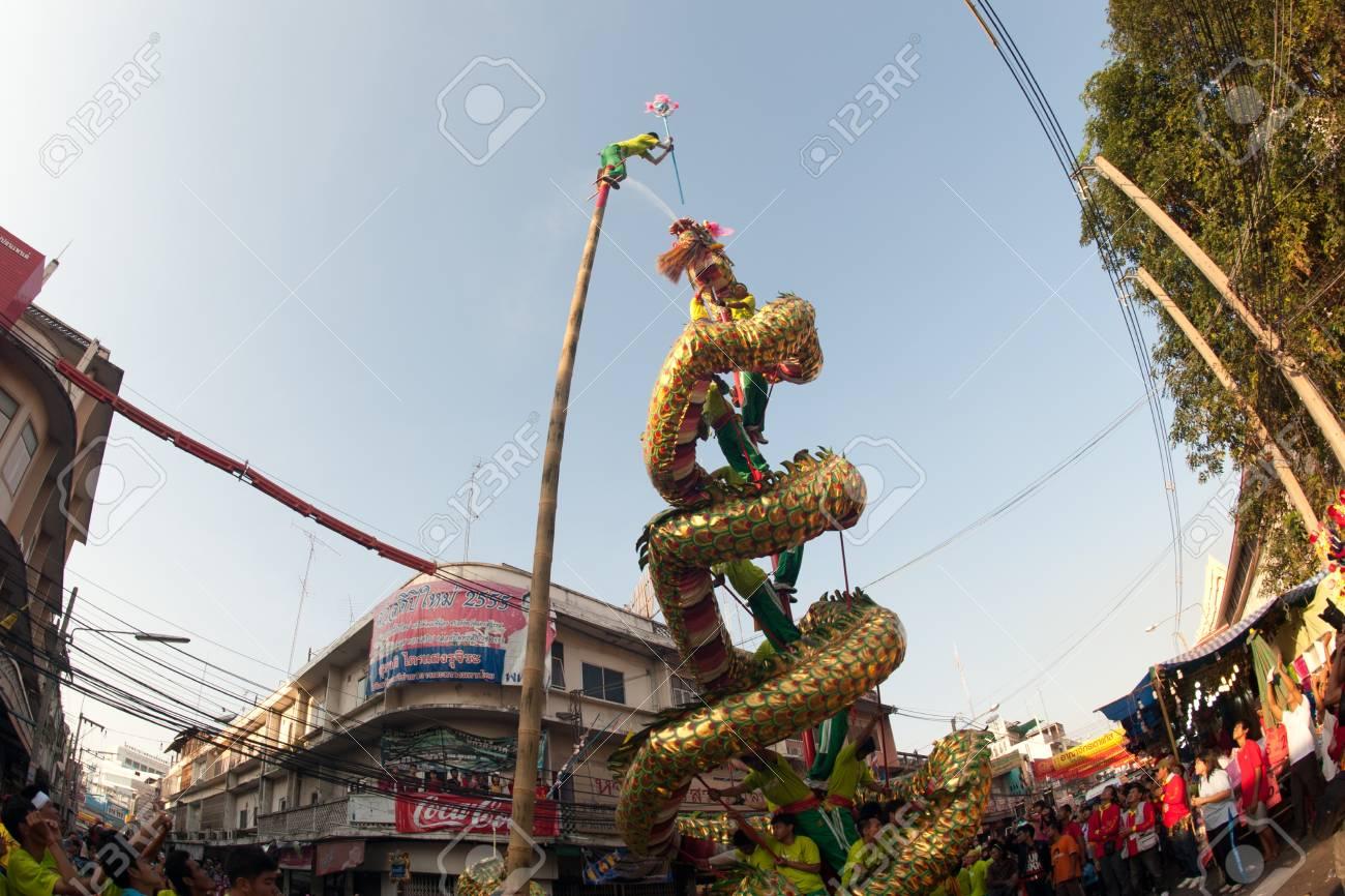 golden dragon show