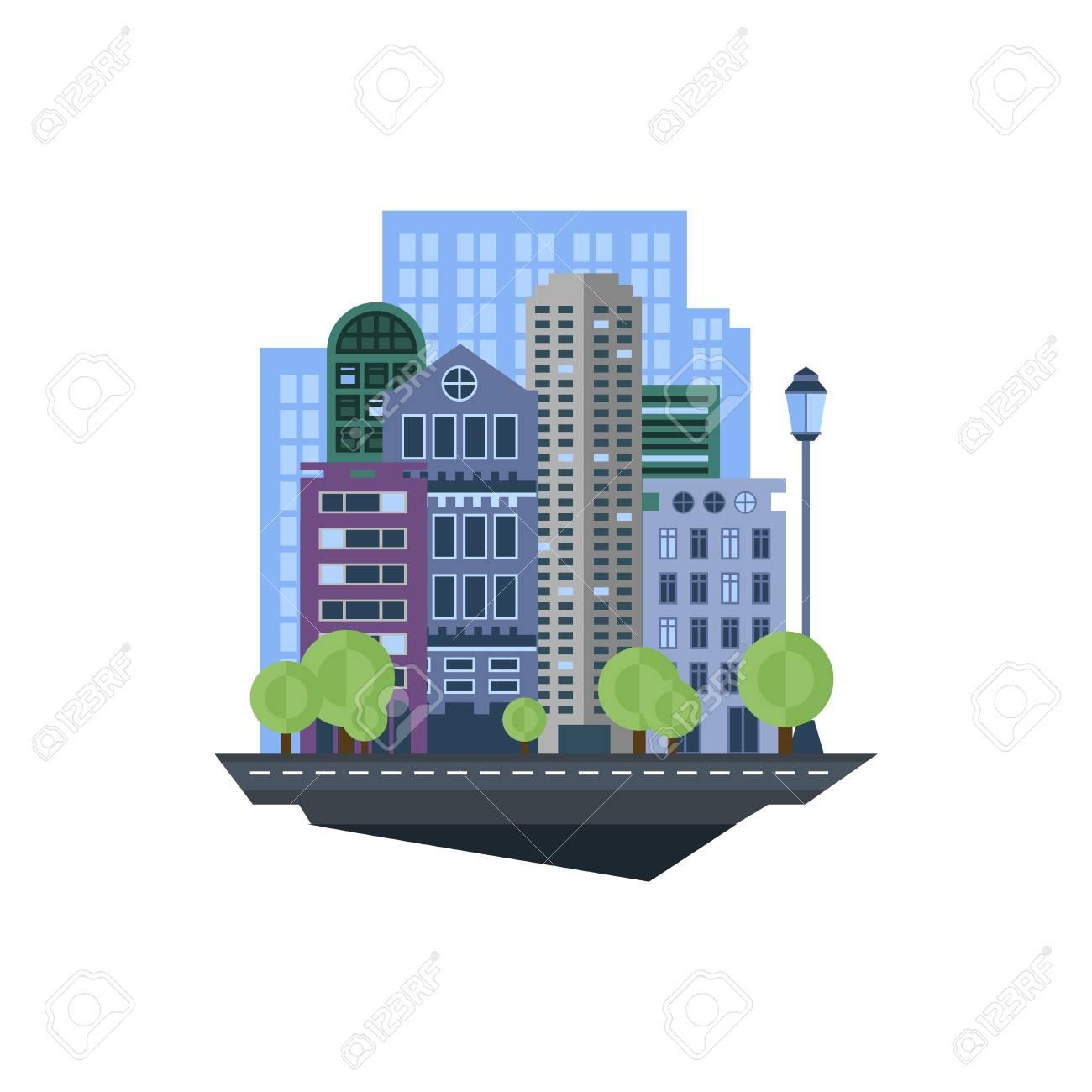 Modern Urban Landscape. - 50570016