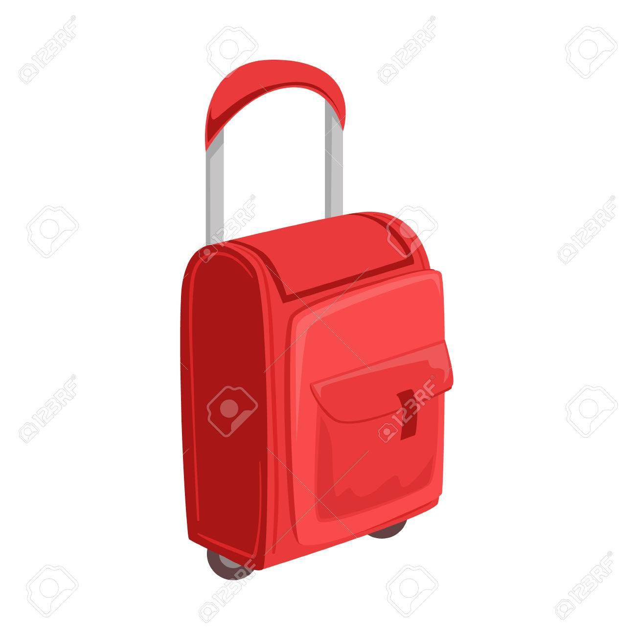 3016fc6aa 67199065-pequeña-maleta -roja-con-bolsillos-en-las-ruedas-con-asa-telescópica-elemento-de-equipaje -colección-de-dibujos.jpg