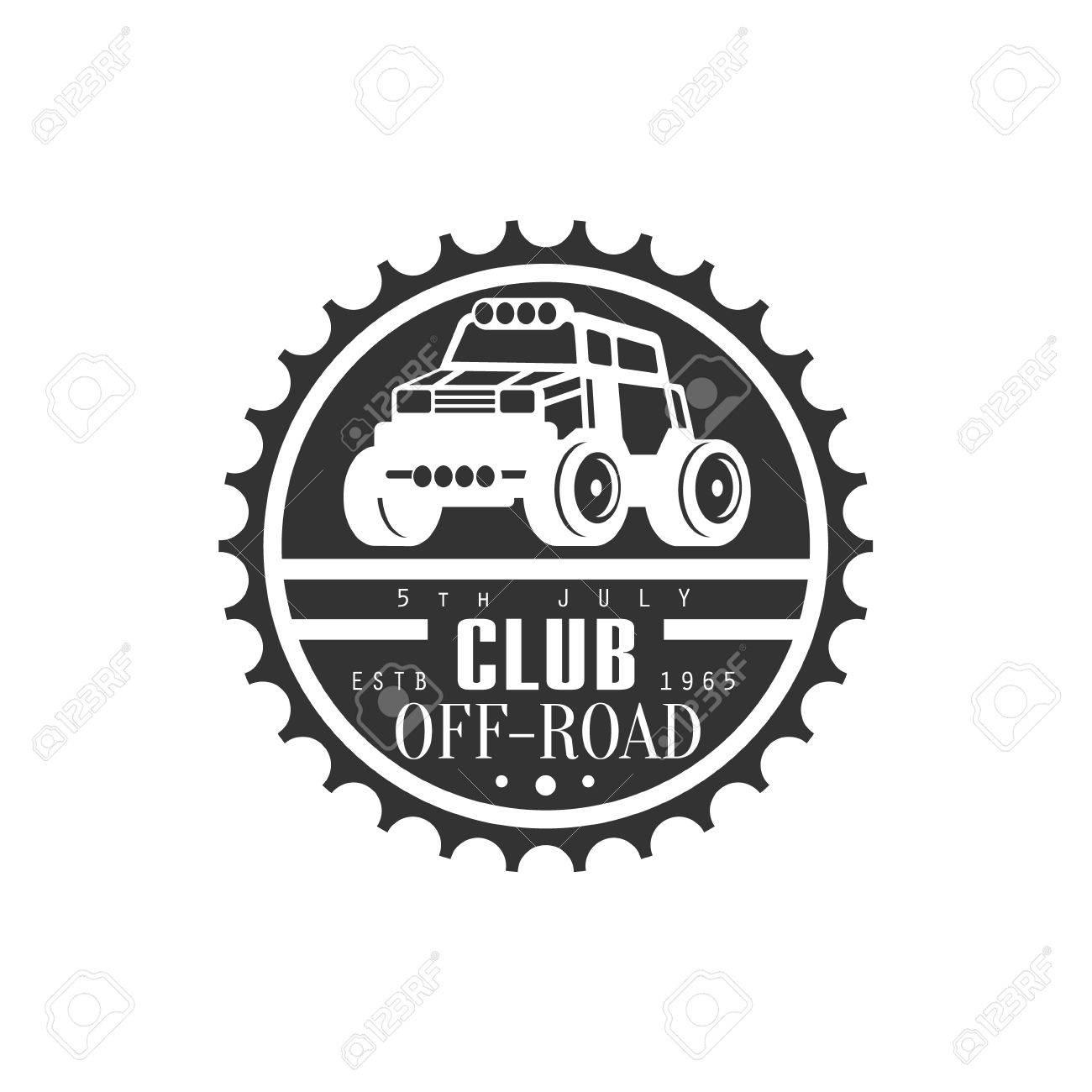 Off-Road Club De Extrema Alquiler De Evento Negro Y Negro De ...