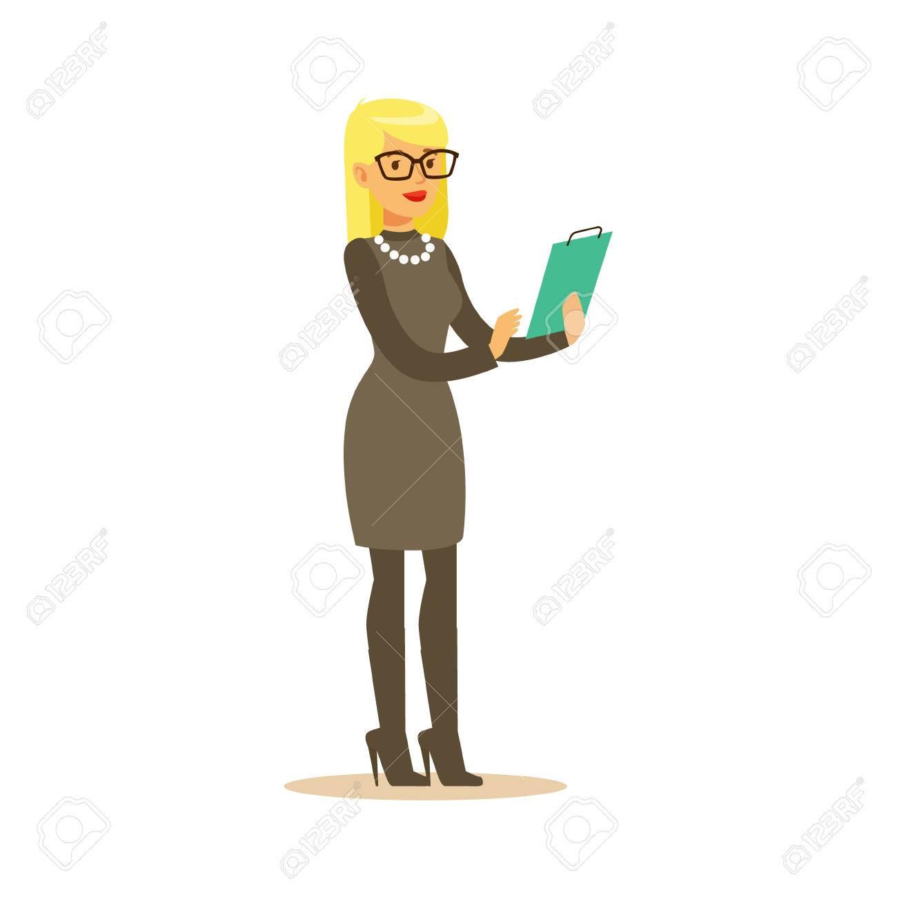 クリップボード、公式の服装規定...