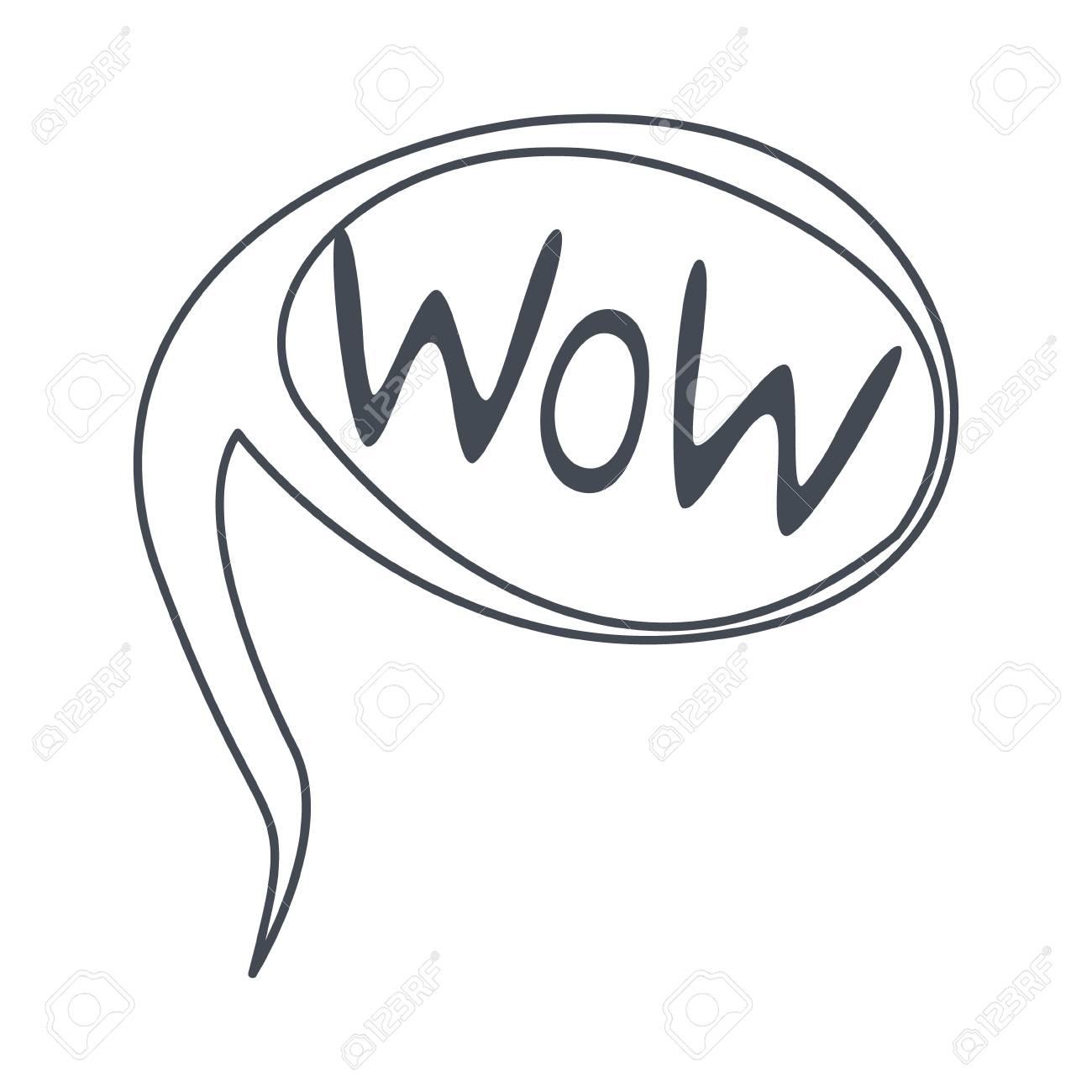 speech template word