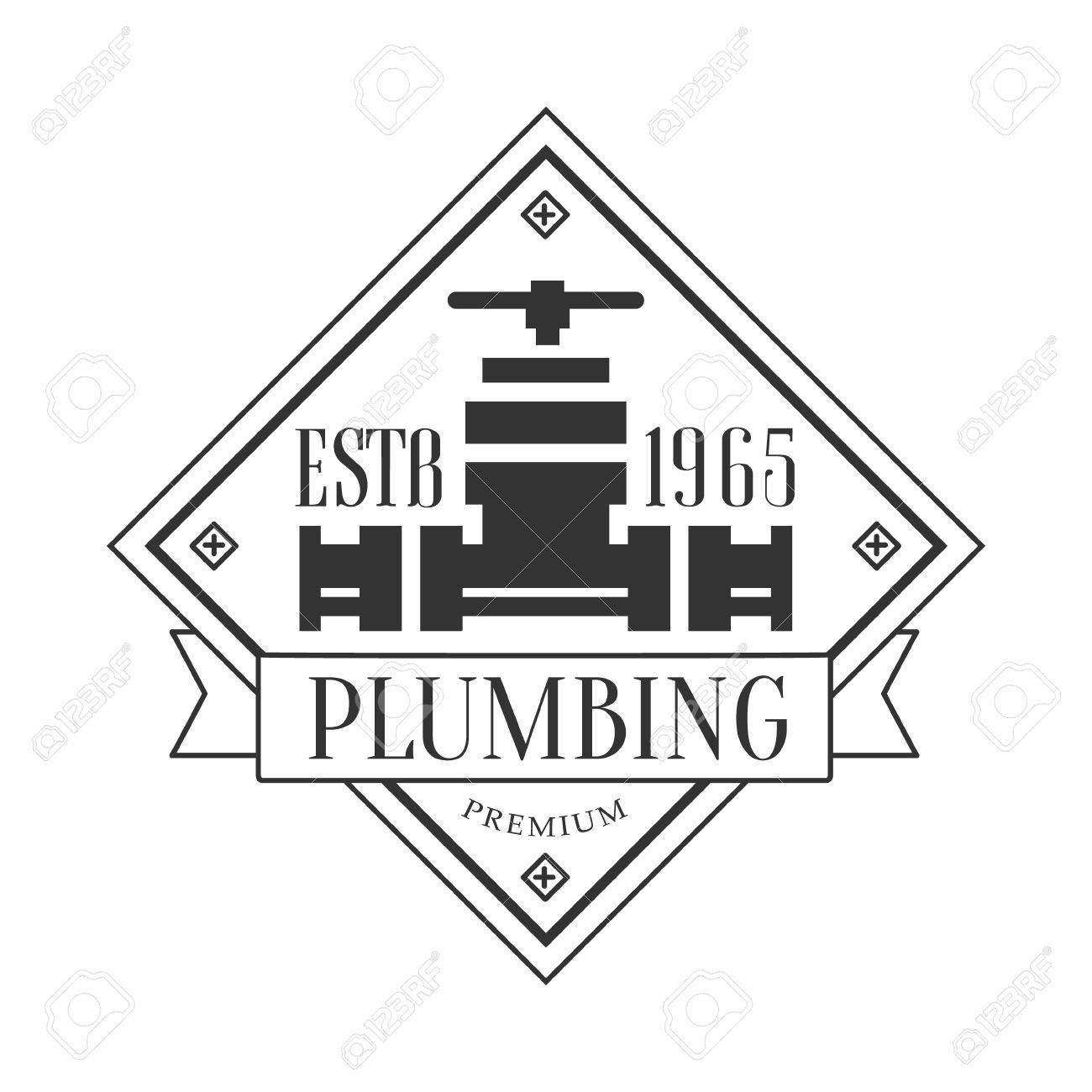 Servicio De Reparación Y Renovación De Plomería Premium Plantilla De ...