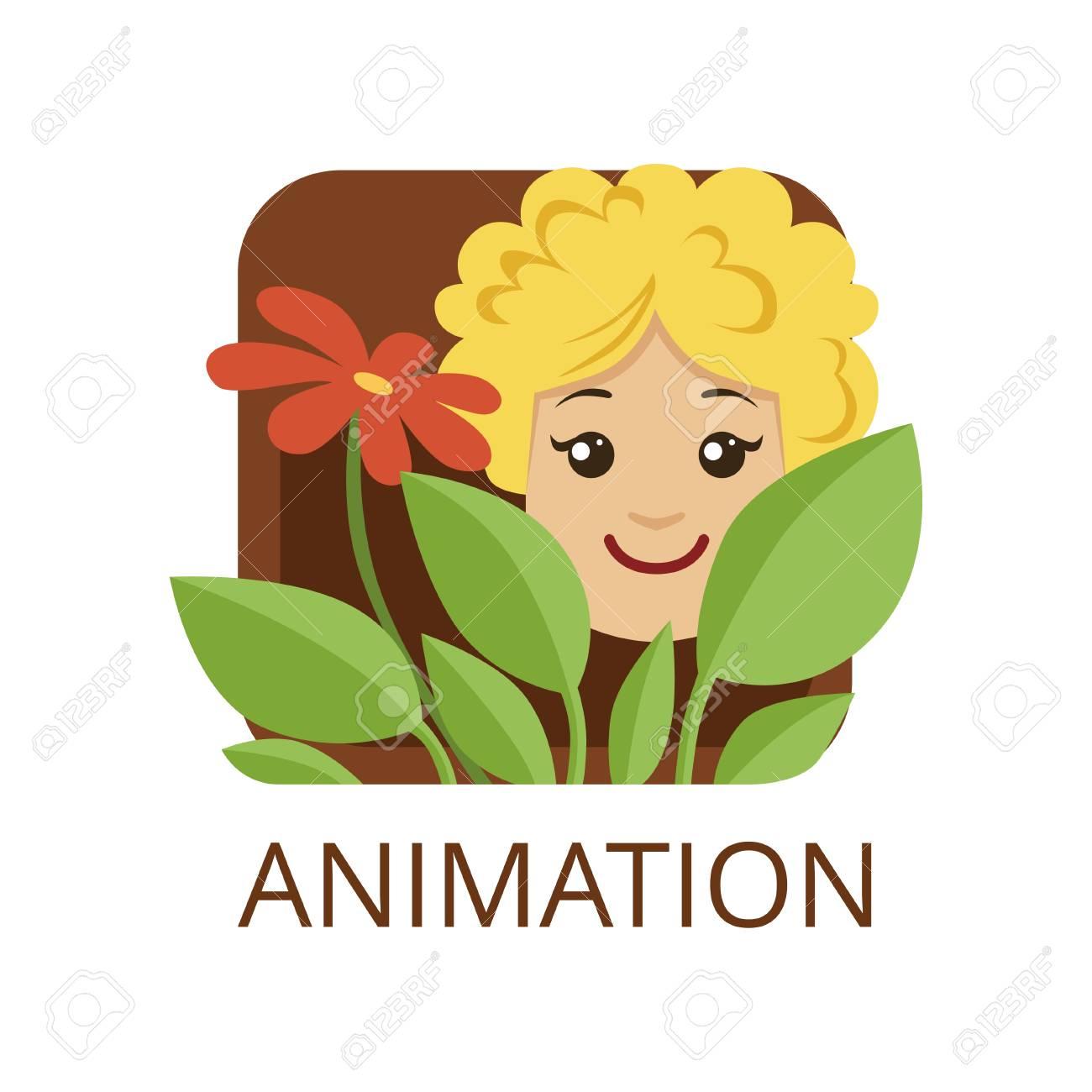Animation cinema genre symbol for cinema or channel animation cinema genre symbol for cinema or channel cinematography movie production illustration biocorpaavc