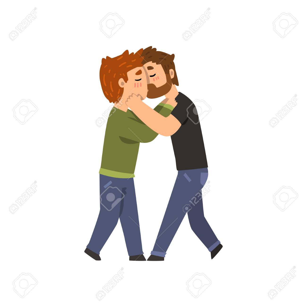 Gay free cartoon videos