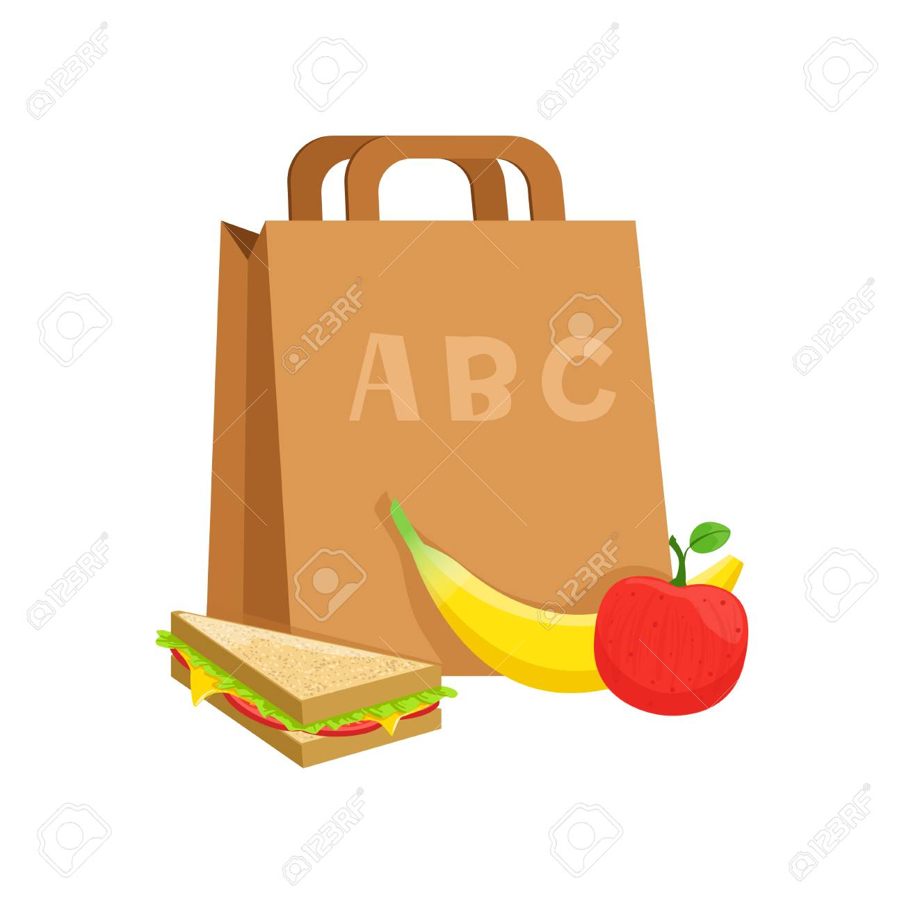 Paper Bag PNG, Clipart, Art, Bag, Bag Clipart, Lunch, Lunch Bag Free PNG  Download