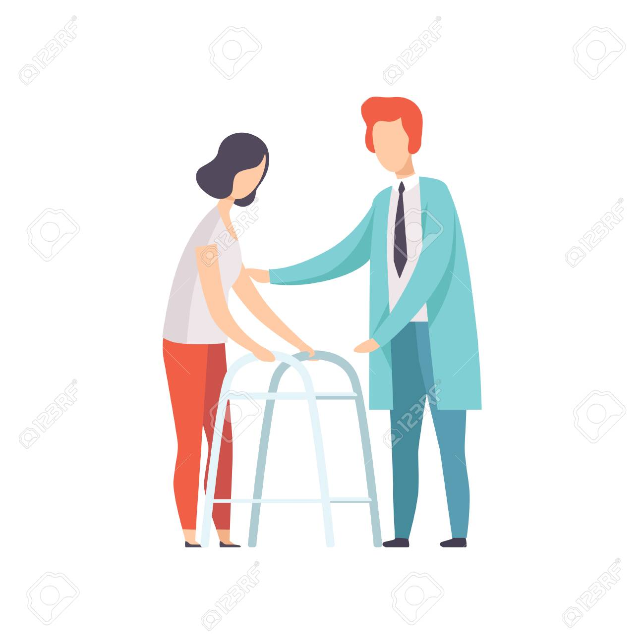 Dating your physical therapist
