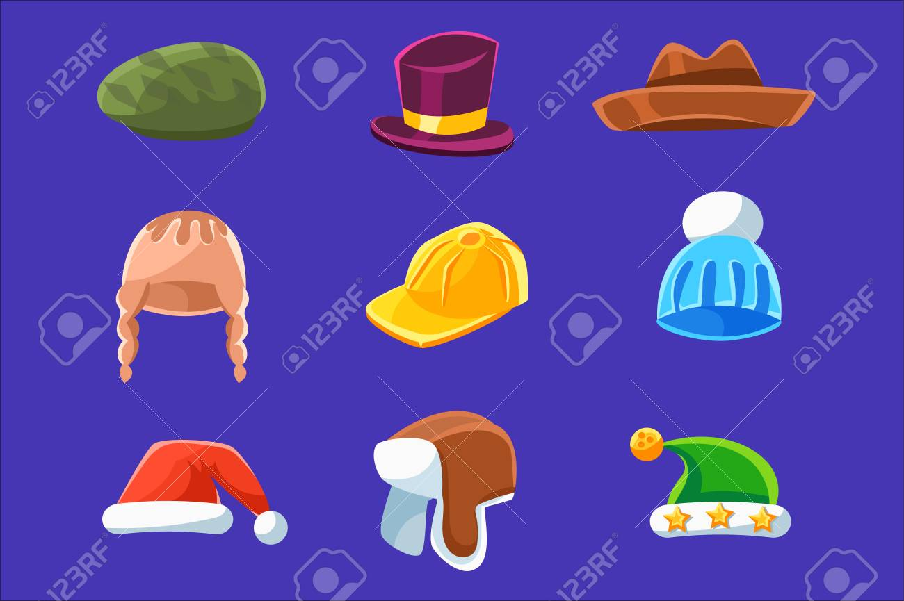 Different Types Of Hats And Caps 64c4ec369d4