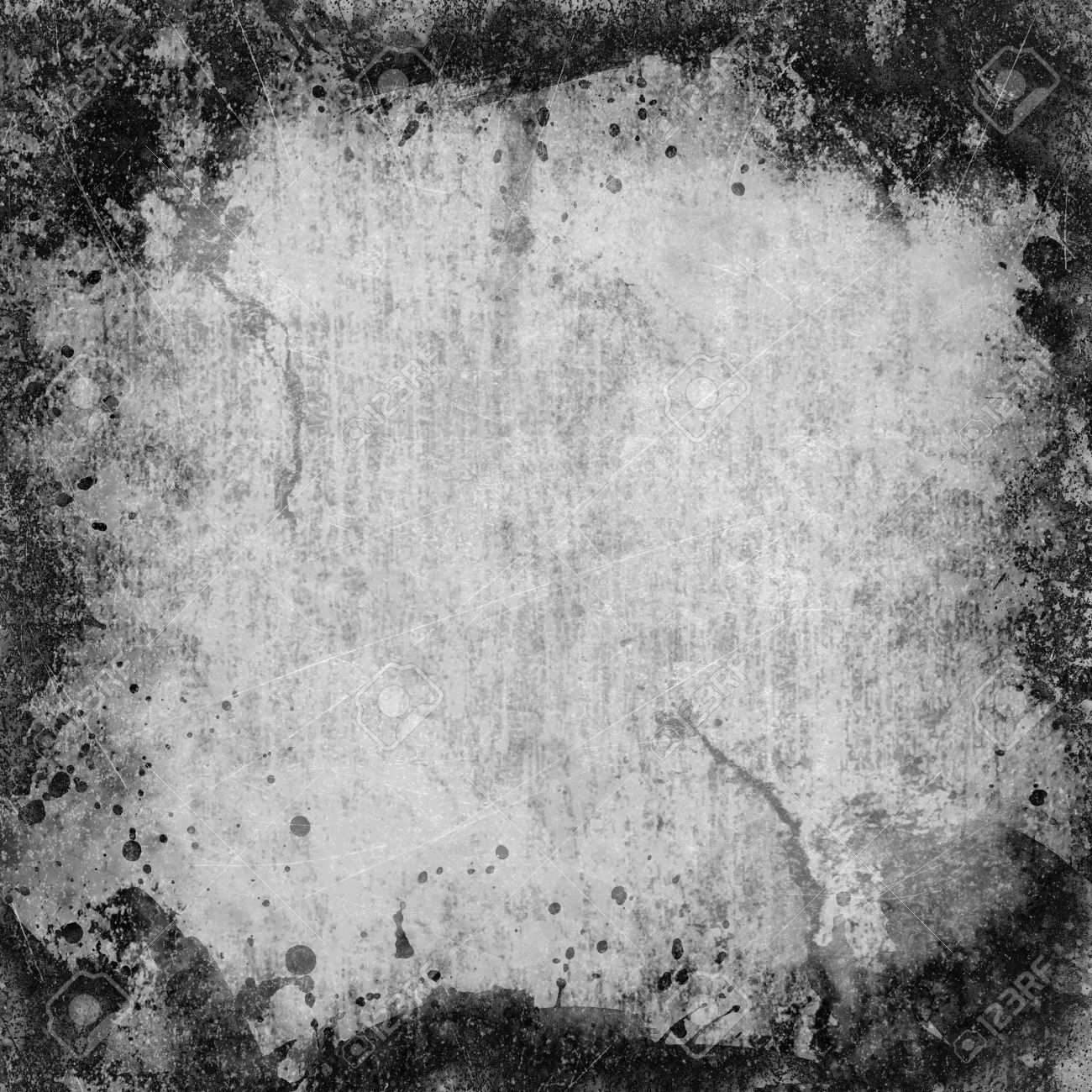 The image of the old paper texture is black white color stock photo 22209792