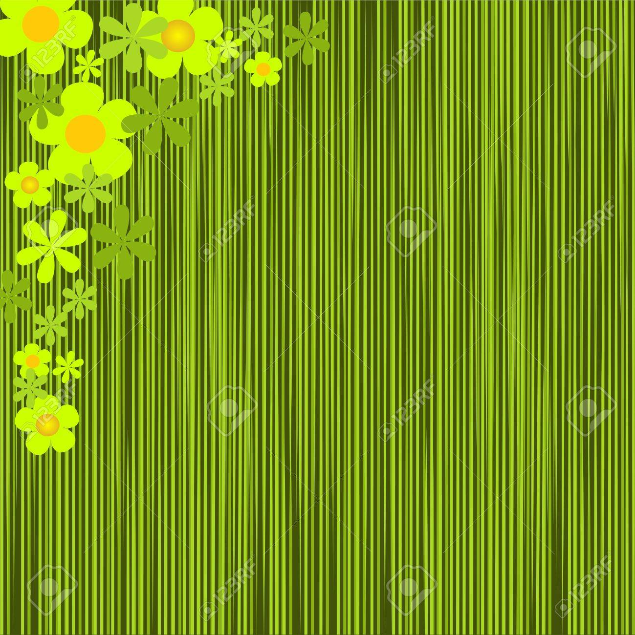 Floral pattern Stock Vector - 4485284