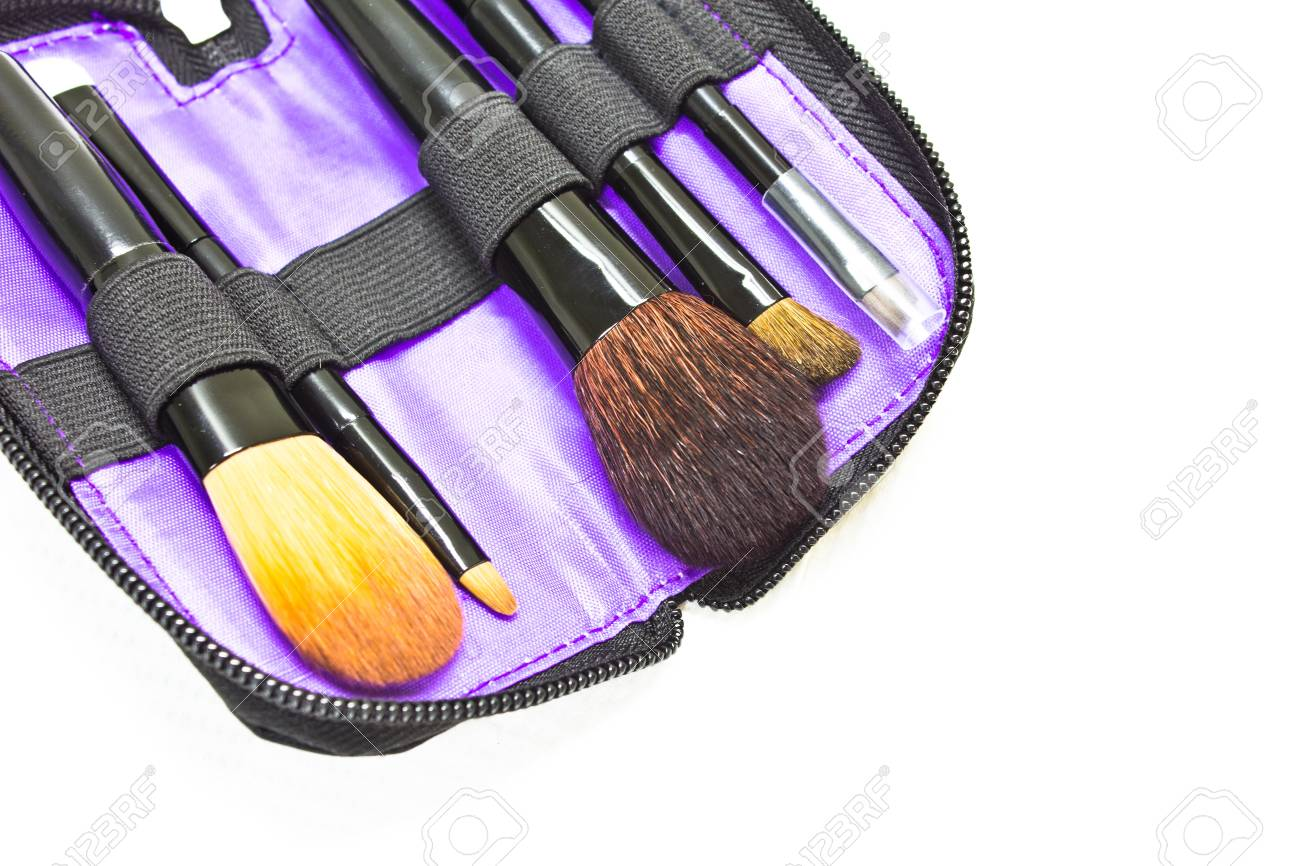 Make-up collage Stock Photo - 16515830