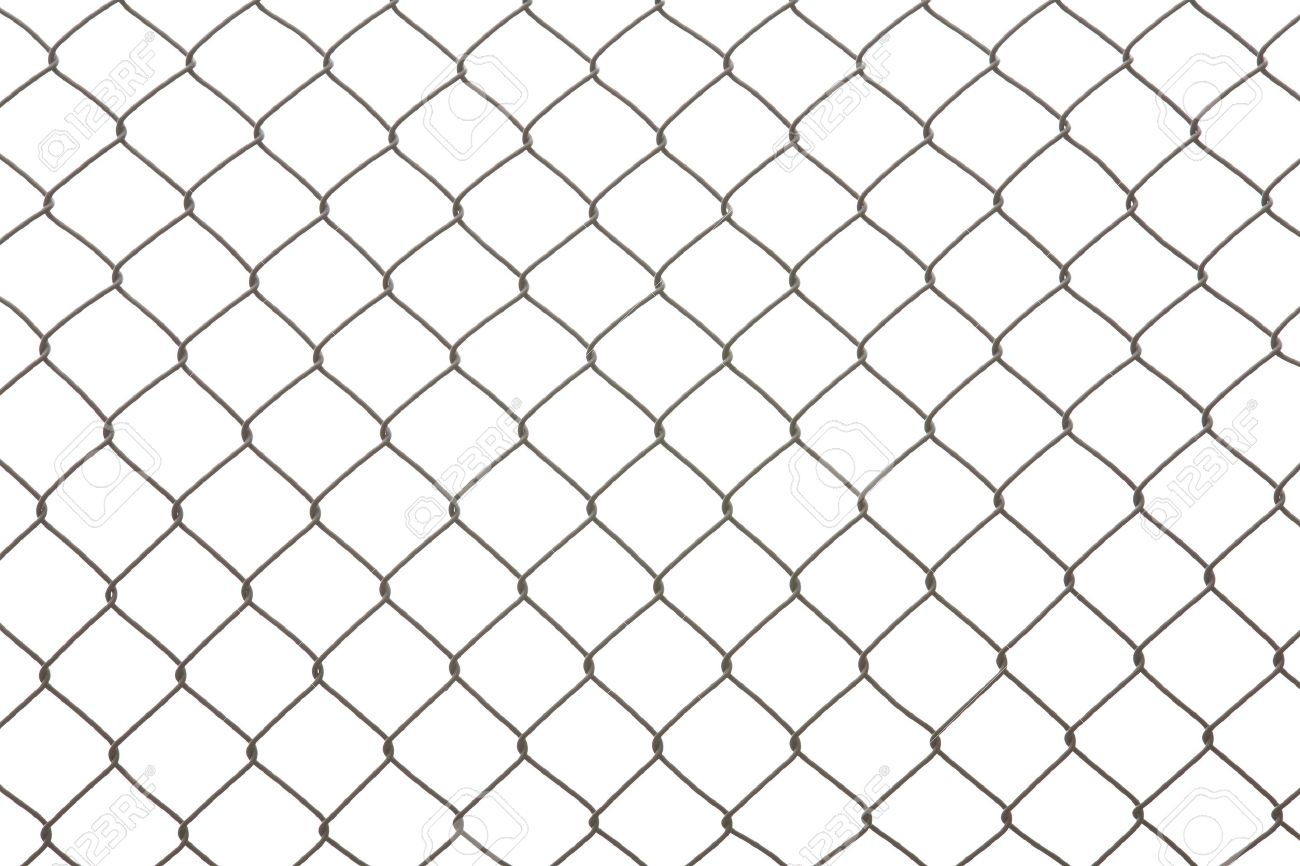 Iron Wire Fence Stock Photo, Picture And Royalty Free Image. Image ...