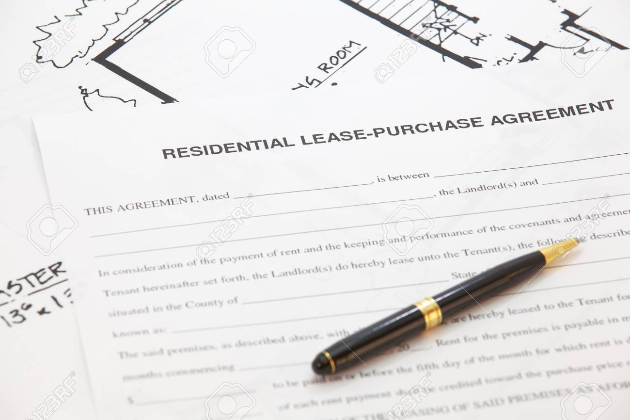 Et Purchase Agreement | Business Document Of Residential Lease Purchase Agreement Stock