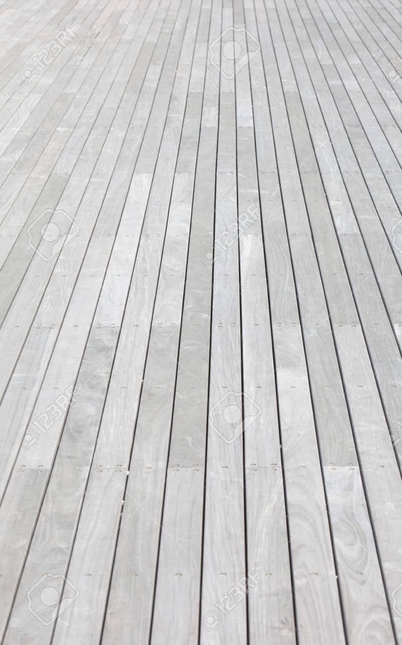 fondo del suelo de tablones de madera blanca en la terraza foto de archivo suelo - Suelos De Terraza