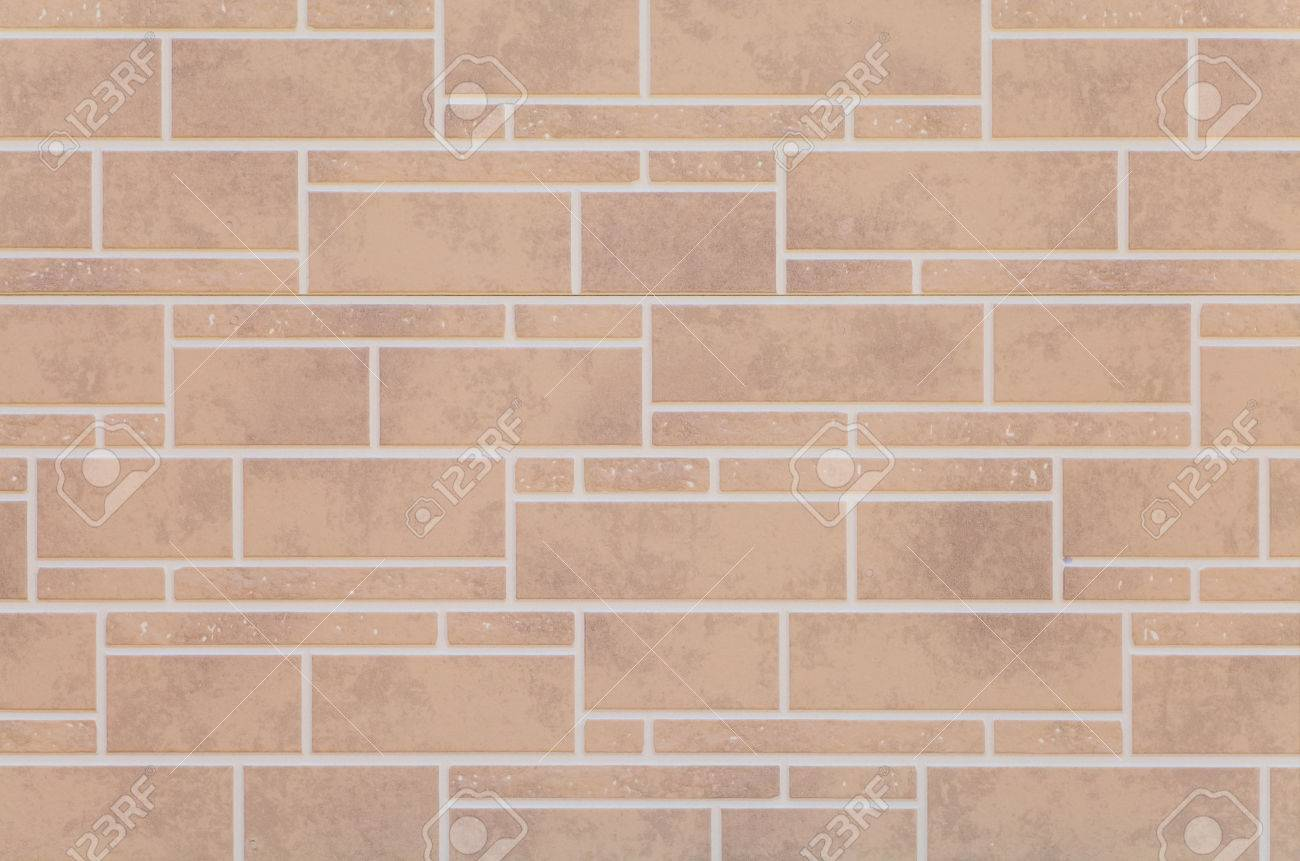 brown modern wall texture and seamless background stock photo