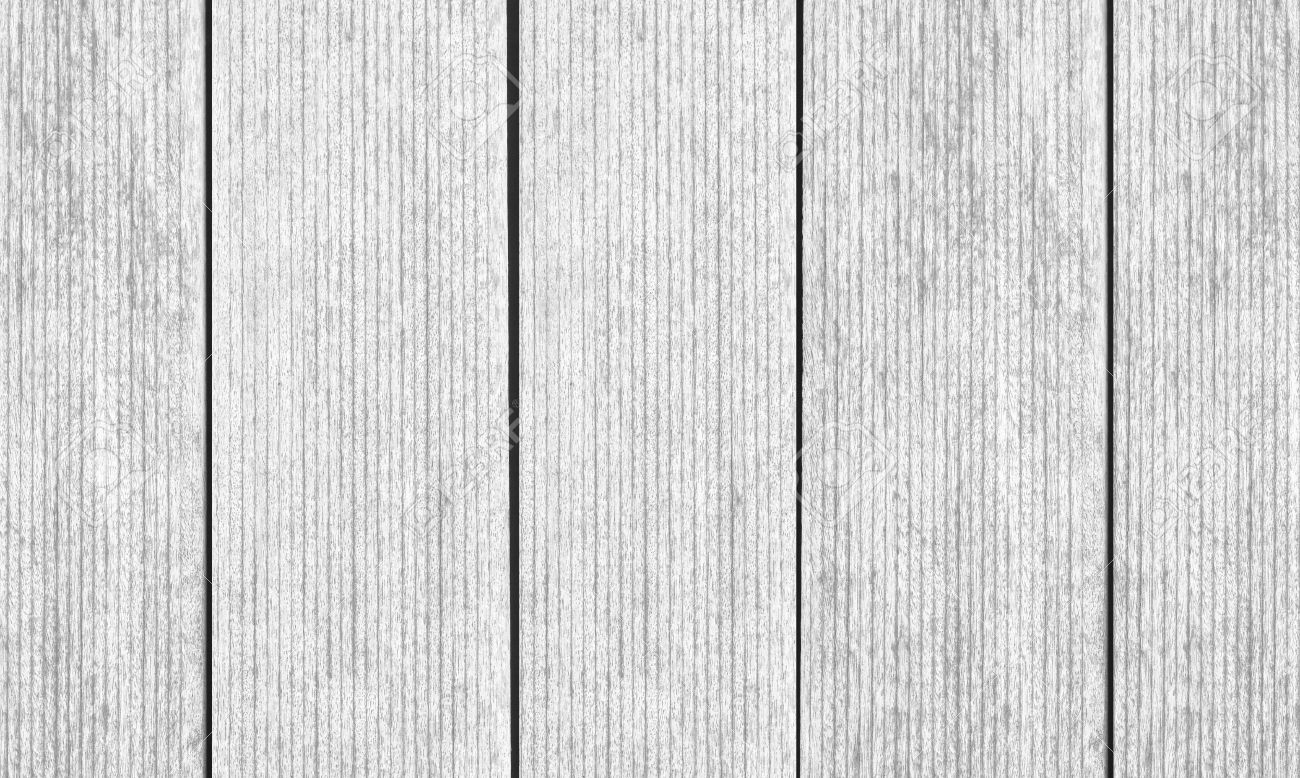 Vintage White Wood Floor Texture And Seamless Background Stock - Floor texture