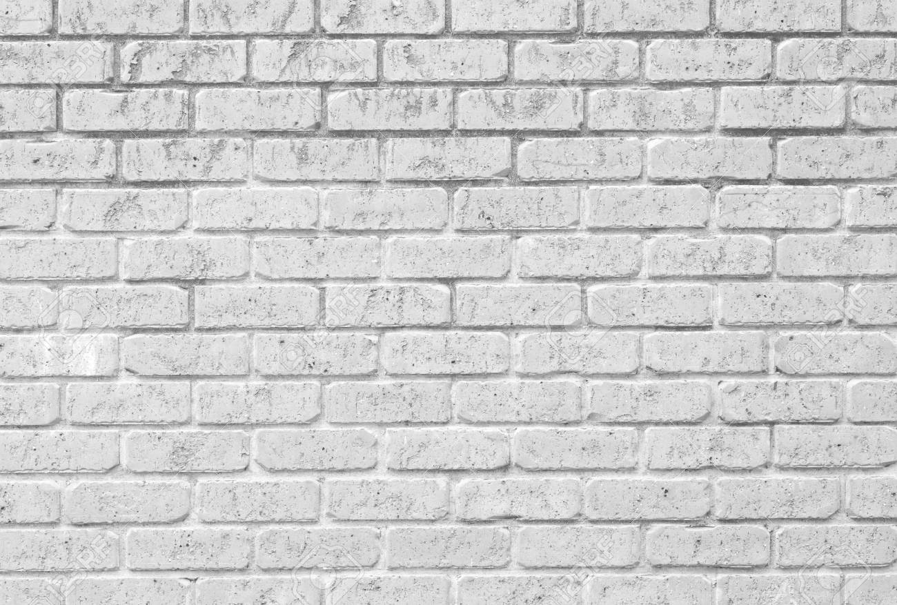 White Brick Wall Texture And Background Seamless Stock Photo Picture And Royalty Free Image Image 46780587