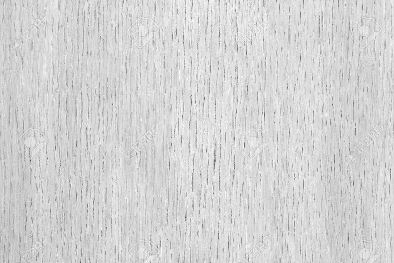 Natural White Wood Texture And Seamless Background Stock Photo