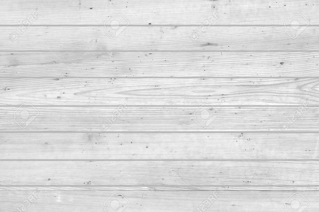 White natural wood texture and seamless background - 51193747