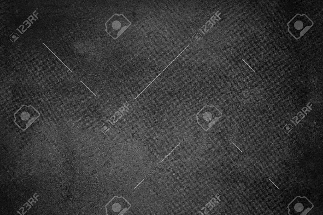 Texture and Seamless background of black granite stone - 54889249