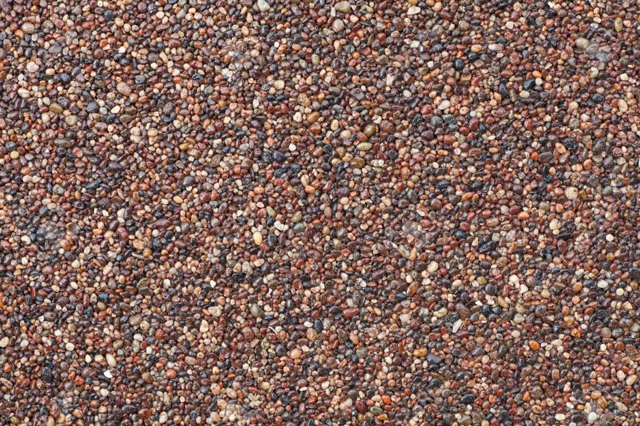 Immagini stock brown pavimento di pietra piastrelle texture e lo