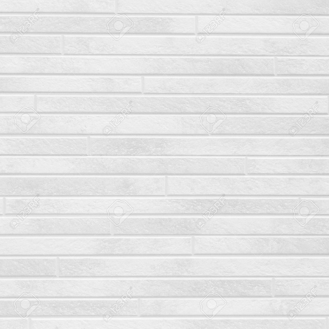 The modern white concrete tile wall background and texture . - 58009990