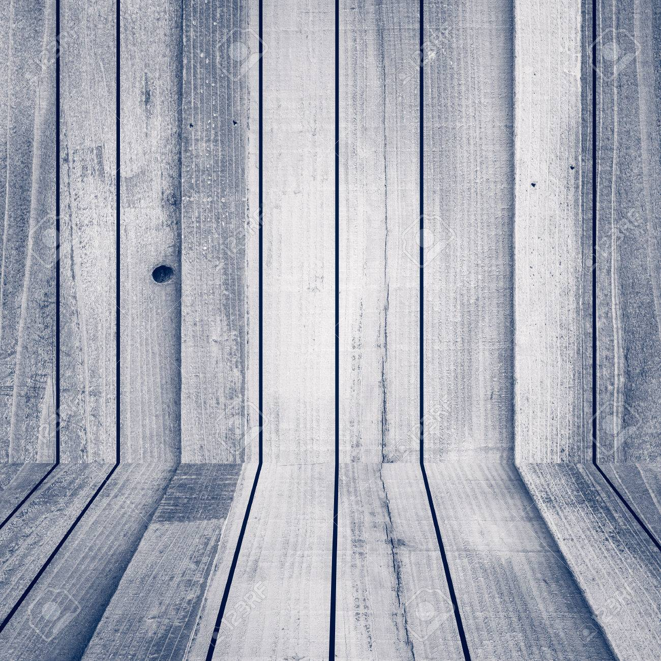 Weisse Holzwand Und Boden Hintergrund Nahtlose Weisser Hintergrund