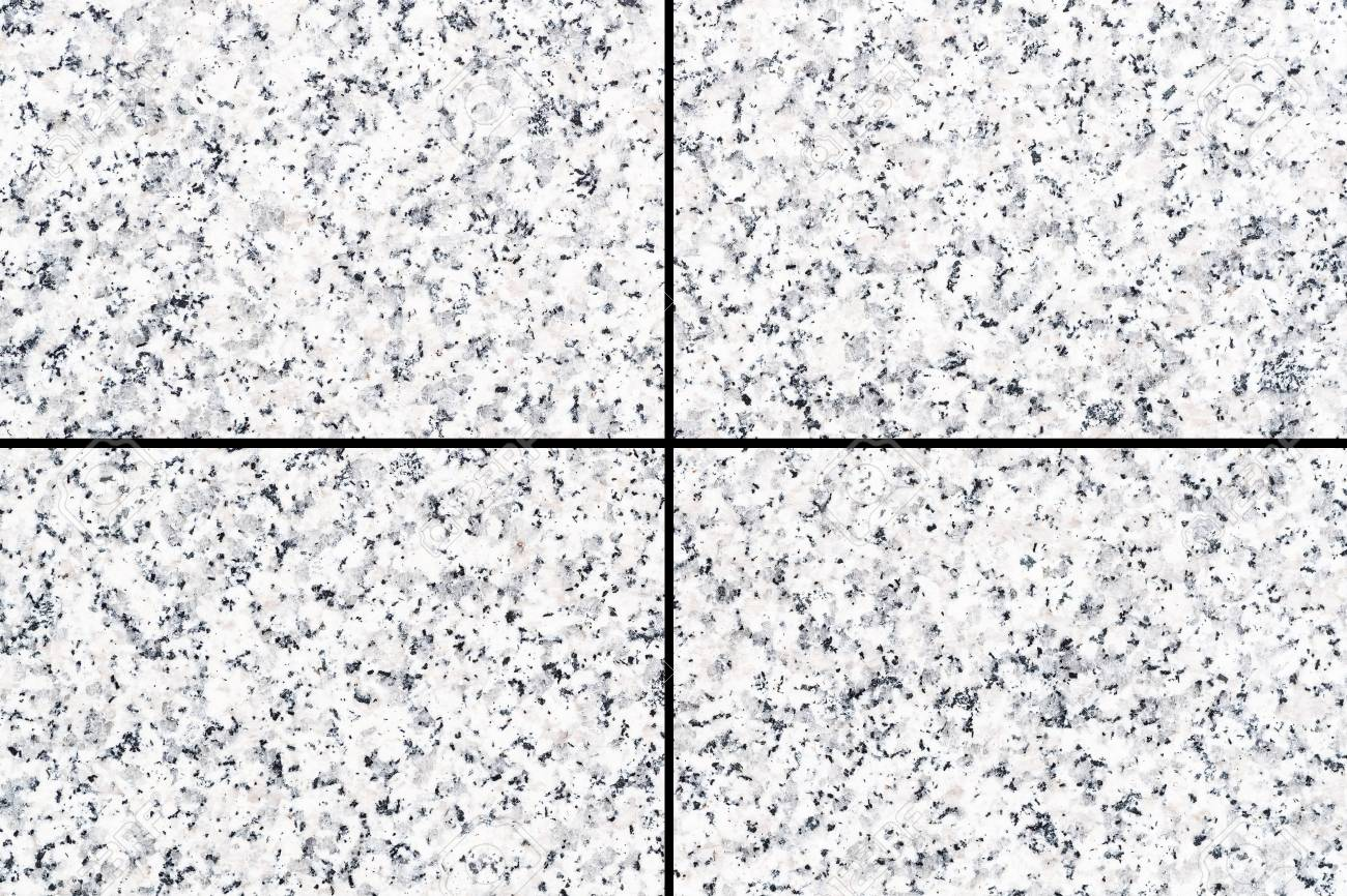 White Terrazzo Floor Tile Texture And Background Seamless
