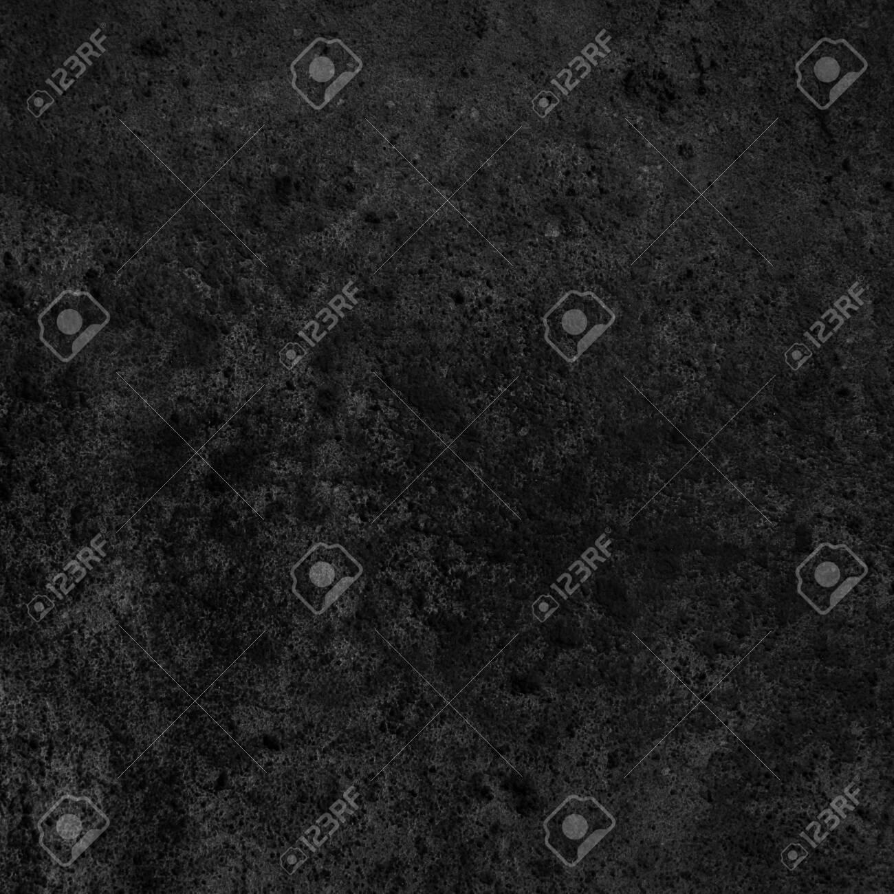 Black stone, slate texture background. Background, stone - 124032092