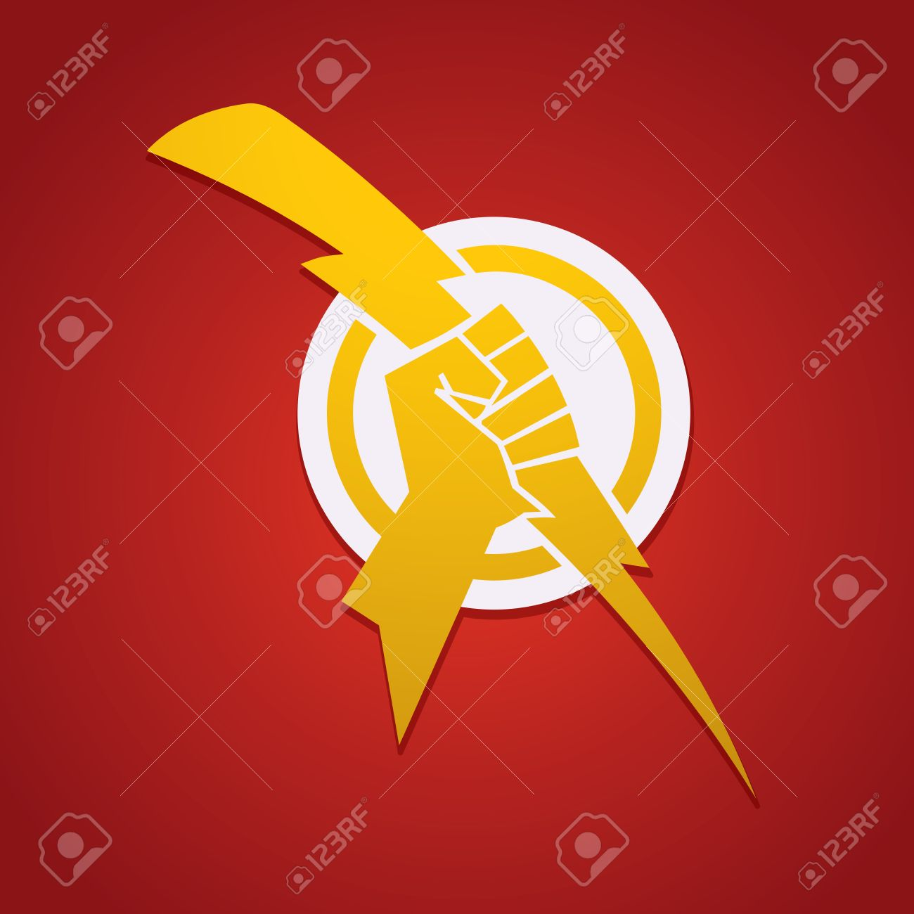 The hand of zeus holding thunderbolt royalty free cliparts the hand of zeus holding thunderbolt stock vector 69425099 buycottarizona Images