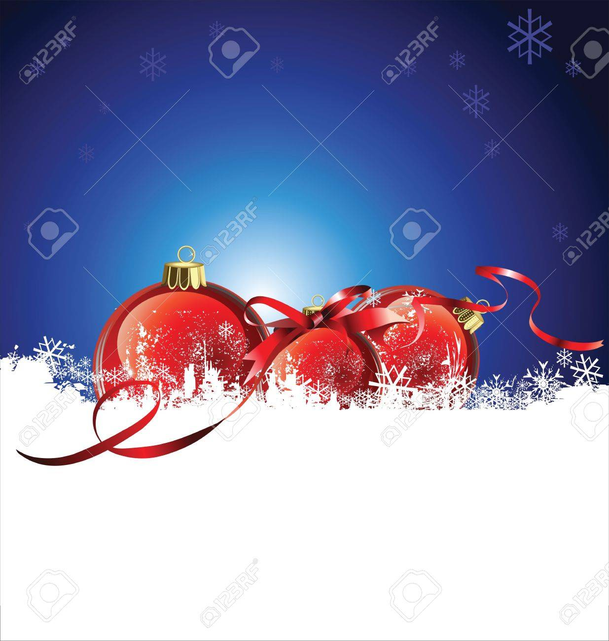 Christmas and new year background - 21003169