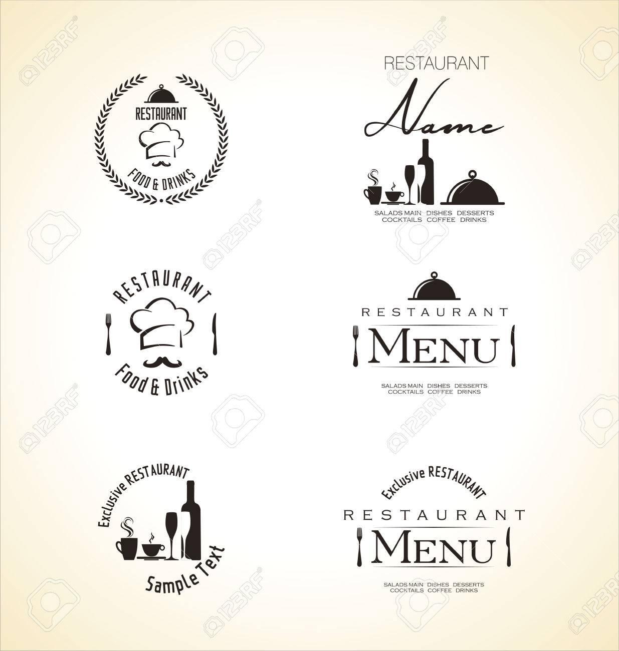 Restaurant menu design - 31496397