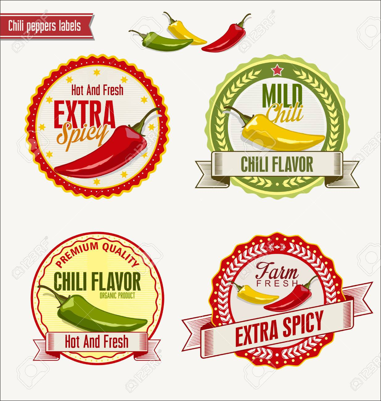 12,061 Chili Pepper Cliparts, Stock Vector And Royalty Free Chili ...