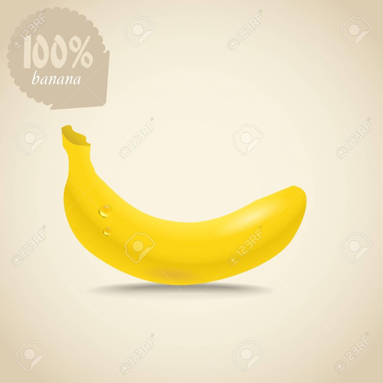 Banana Stock Vector - 11884609