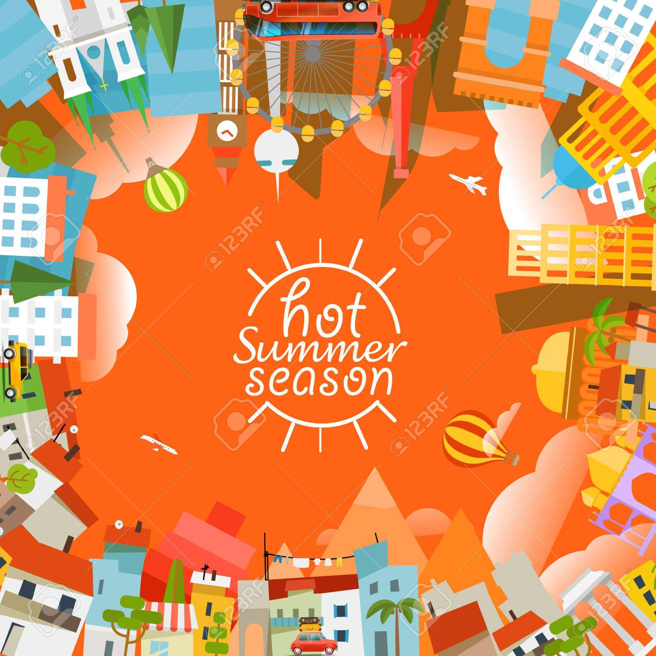 saison chaude