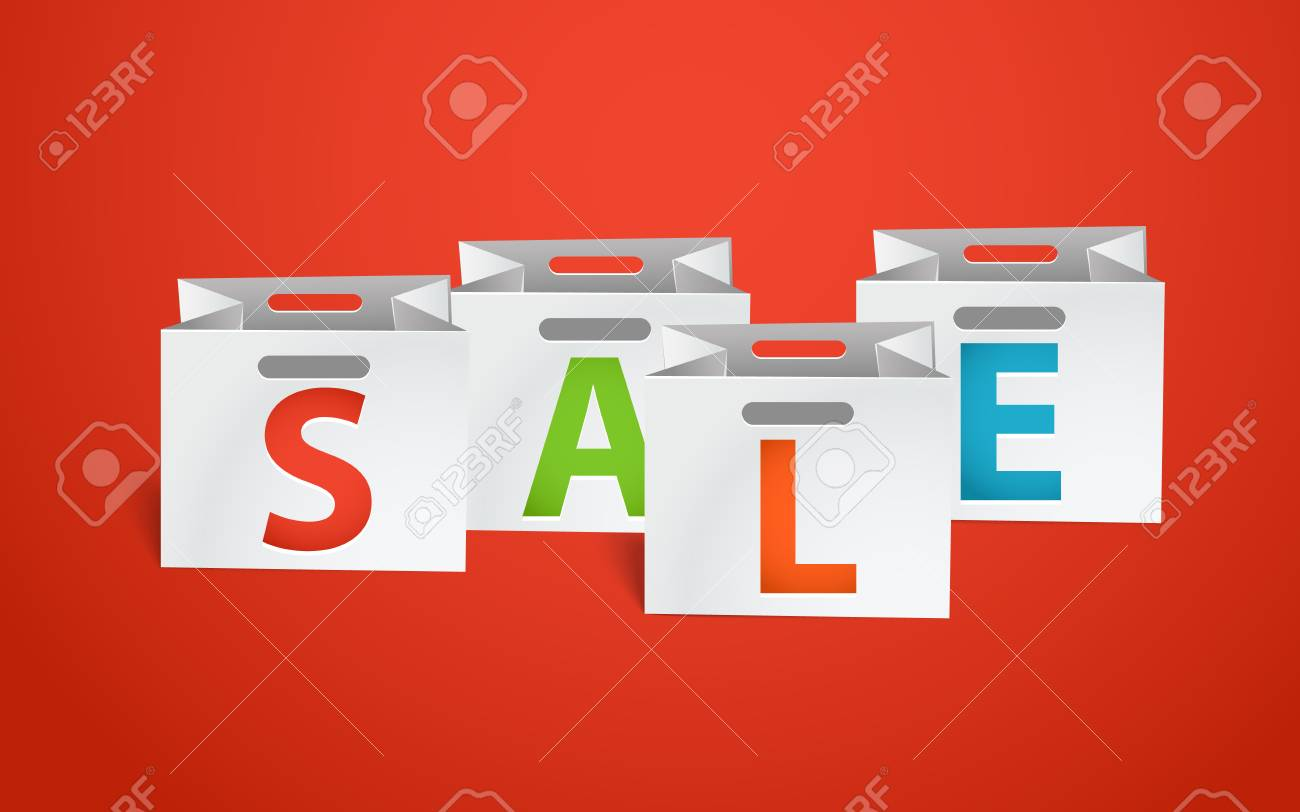 sale promo banner template royalty free cliparts vectors and stock