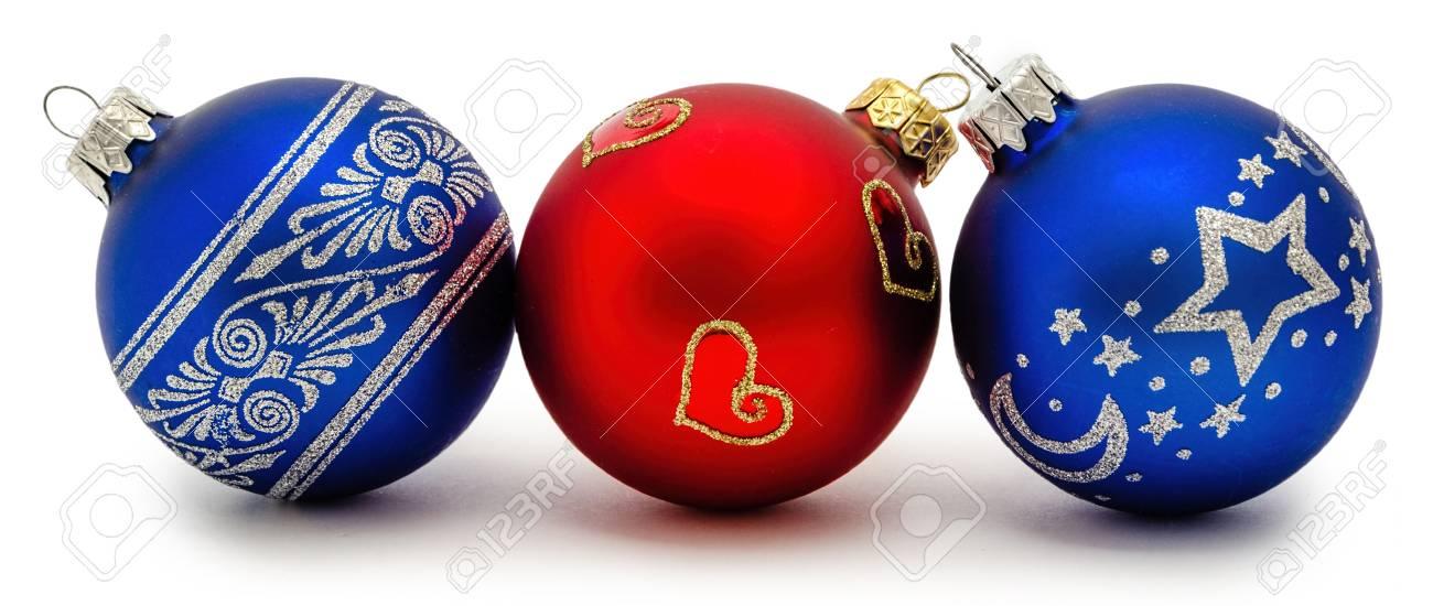 Sfondi Natalizi Luminosi.Set Di Giocattoli Luminosi Per Albero Di Natale E Interior Design Isolato Su Sfondo Bianco