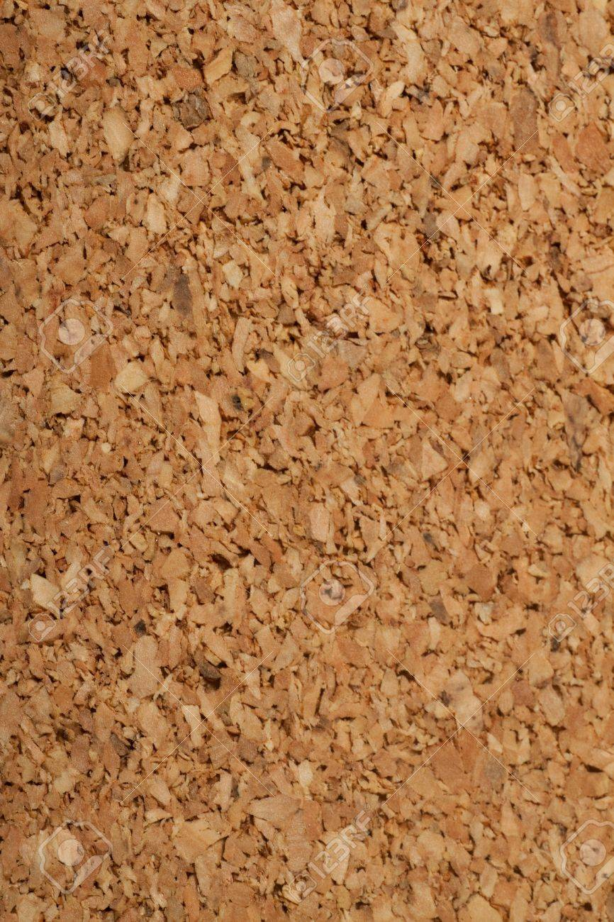 Brown cork texture. Close up. Stock Photo - 6833235