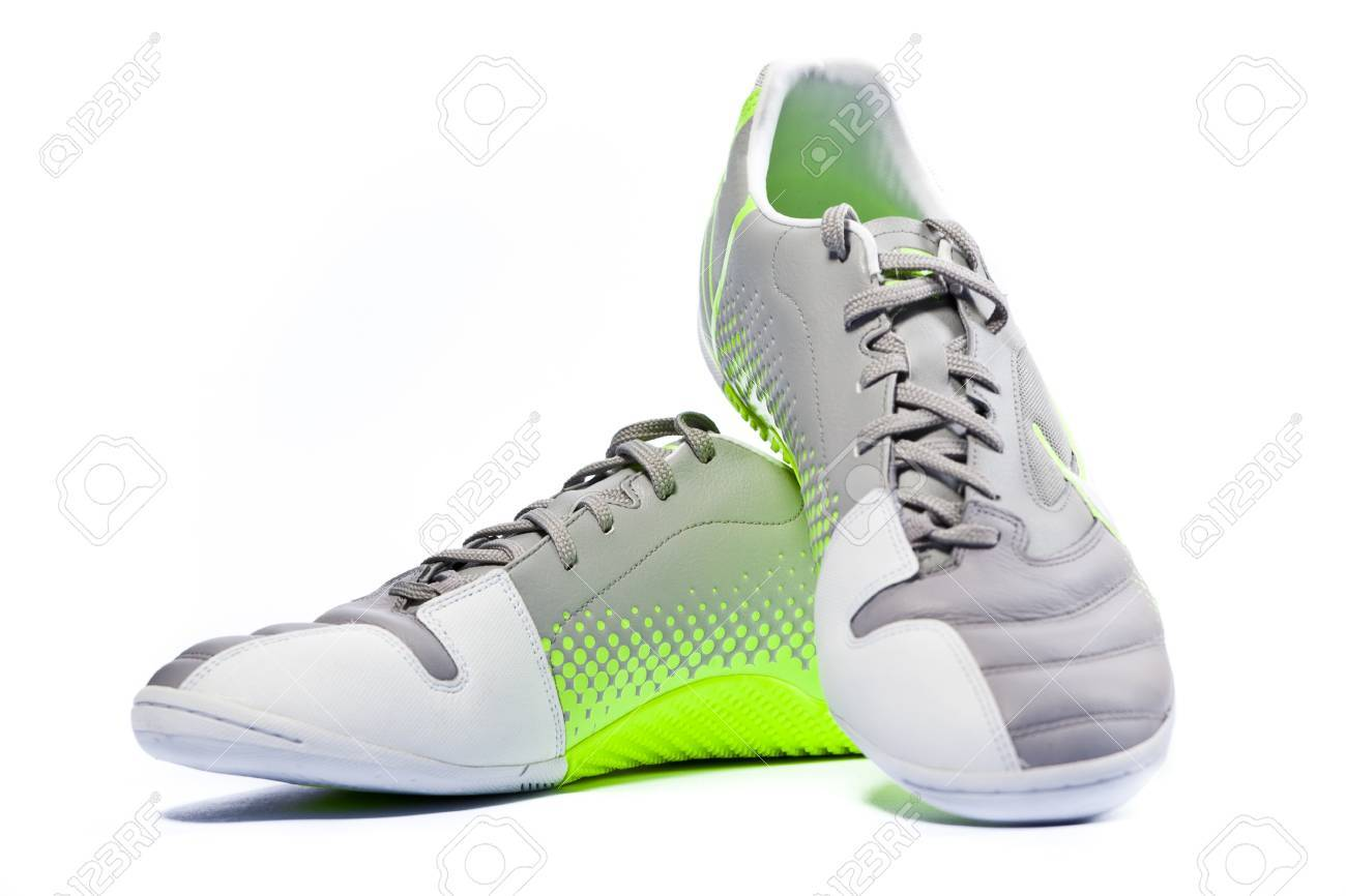 Sport shoes isoltead on white. Stock Photo - 10386225