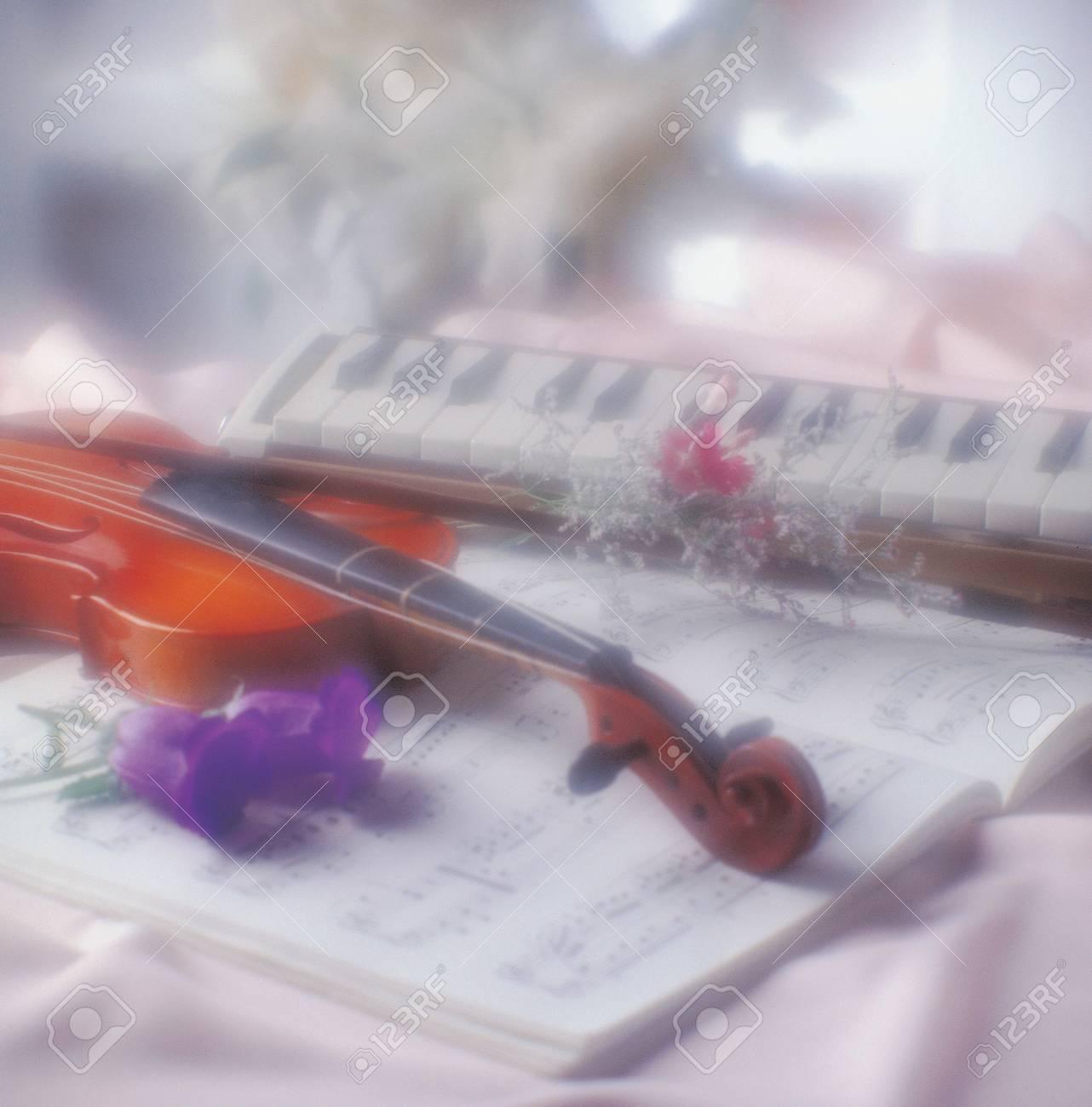 Music instrument Stock Photo - 10721351