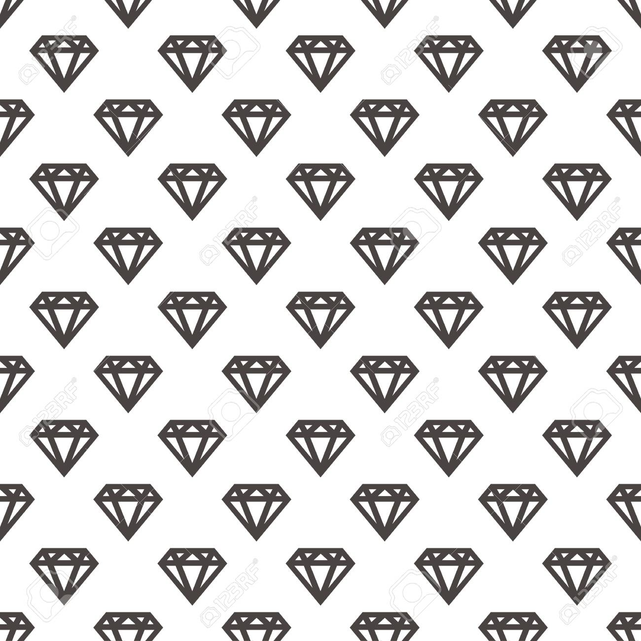 Pattern Diamonds Abstract Geometric Wallpaper Vector Illustration Royalty Free Cliparts Vectors And Stock Illustration Image 95302258