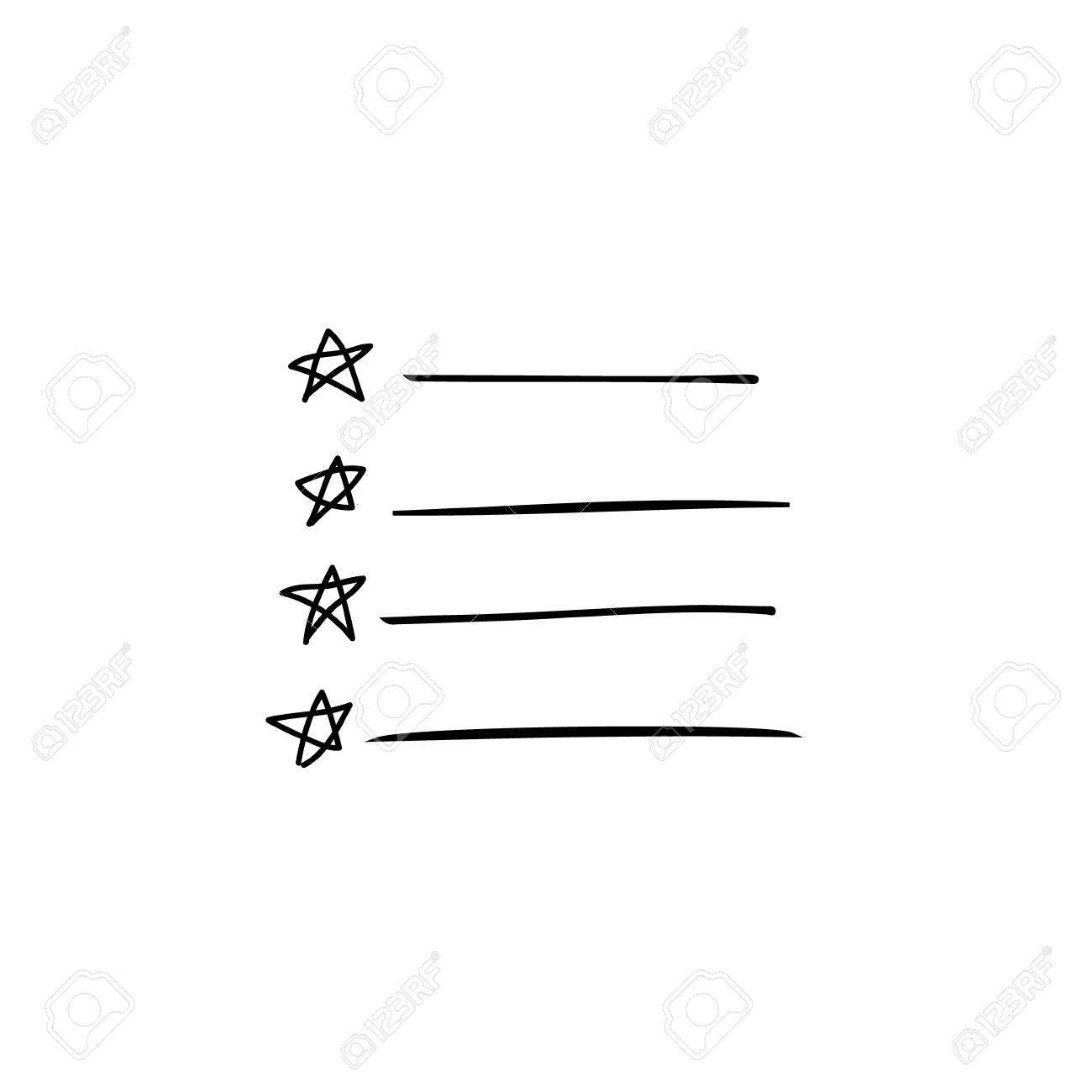 check list, task list, to do list vector icon with check marks