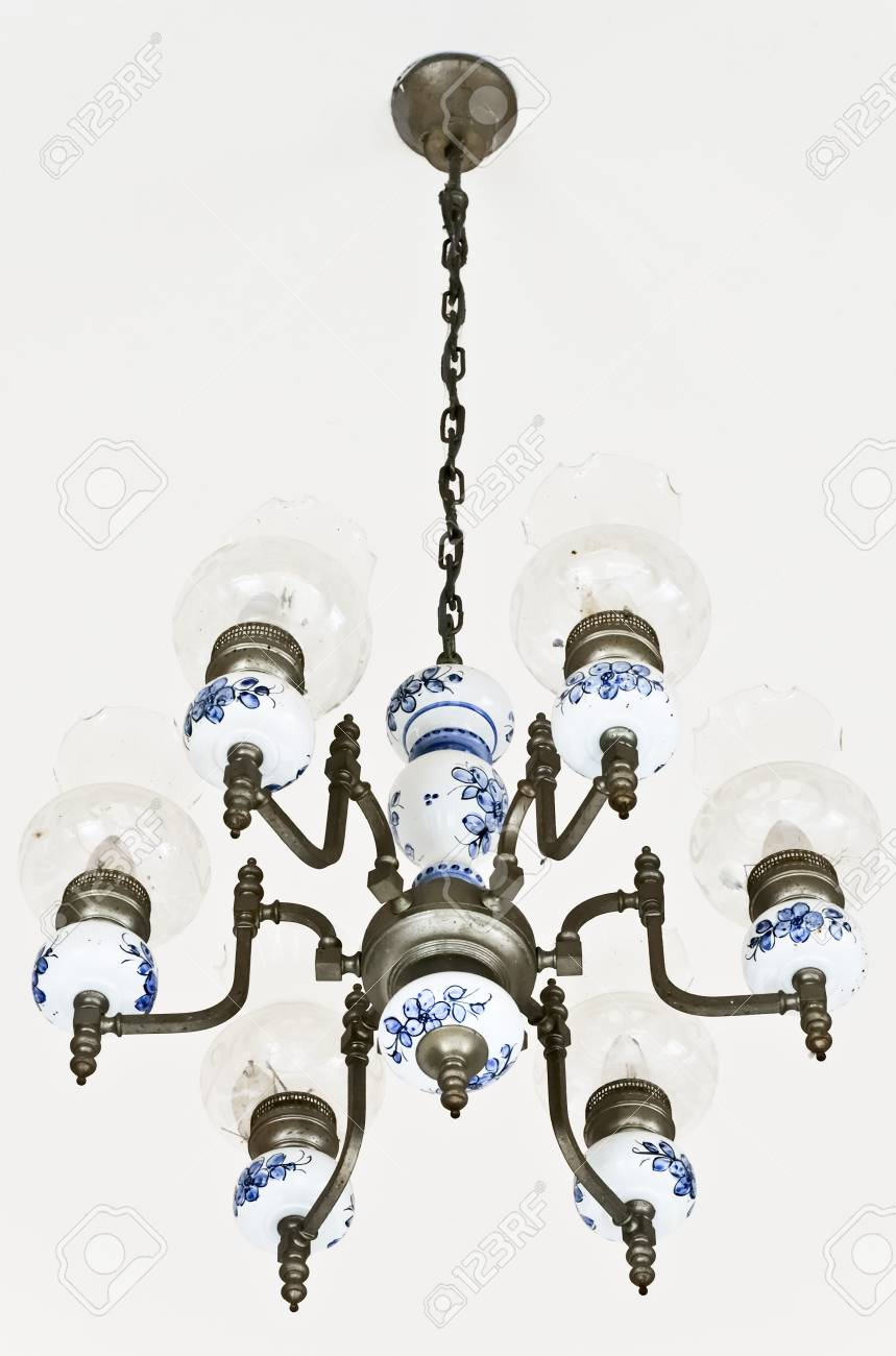Classical chandeliers hanging on the white ceilingl of royal stock classical chandeliers hanging on the white ceilingl of royal palacethailand stock photo 10476766 aloadofball Image collections