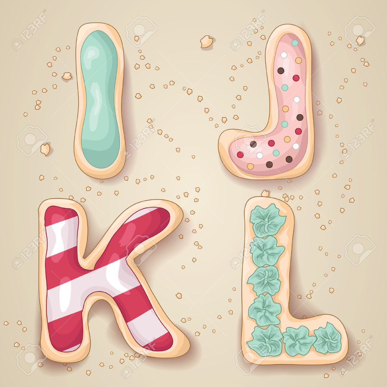bake sign stock photos pictures royalty bake bake sign hand drawn letters of the alphabet i through l in the shape