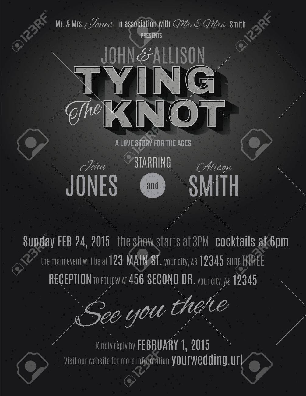 Vintage movie or retro cinema text effect advertising a movie vector vintage movie or retro cinema text effect advertising a movie night invitation flyer template stopboris Image collections