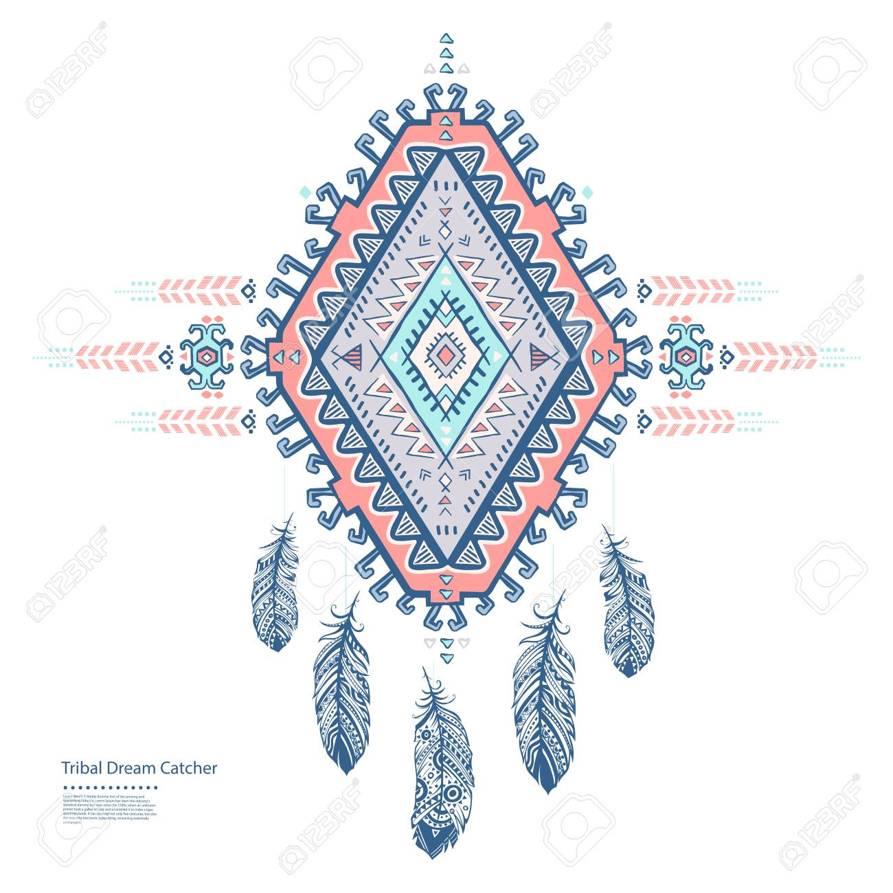 Ethnic american indian dream catcher can be used as a greeting ethnic american indian dream catcher can be used as a greeting card stock photo 44189422 m4hsunfo