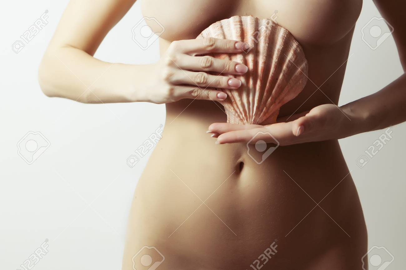 Perfect Slim Woman Body Spa Concept Stock Photo Picture And