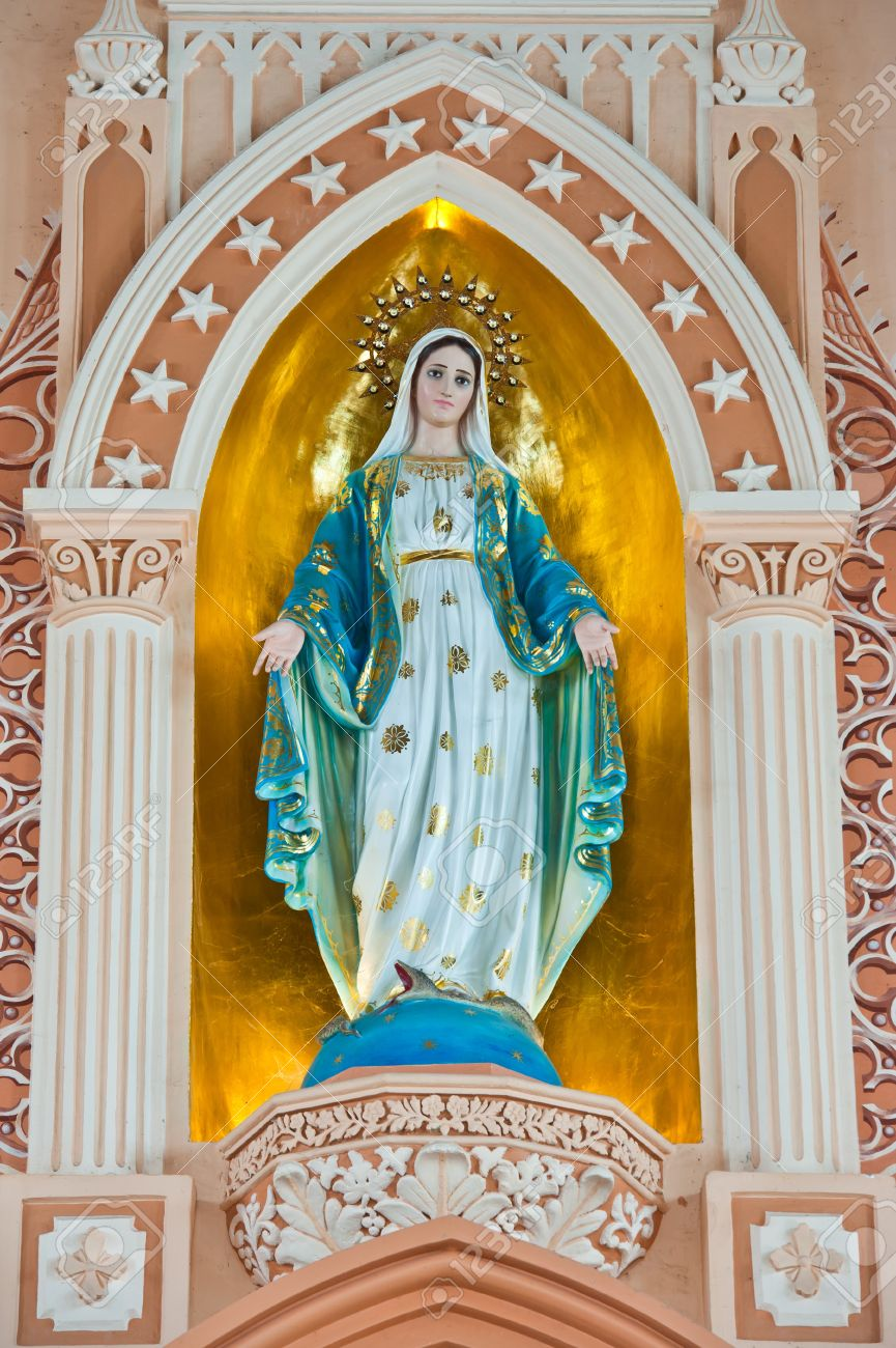 Catholics worships virgin mary galleries 666