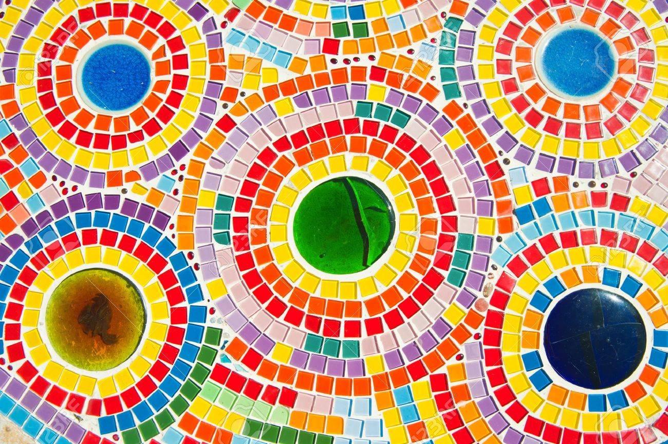 Beautiful Mosaic Stock Photo - 11139820