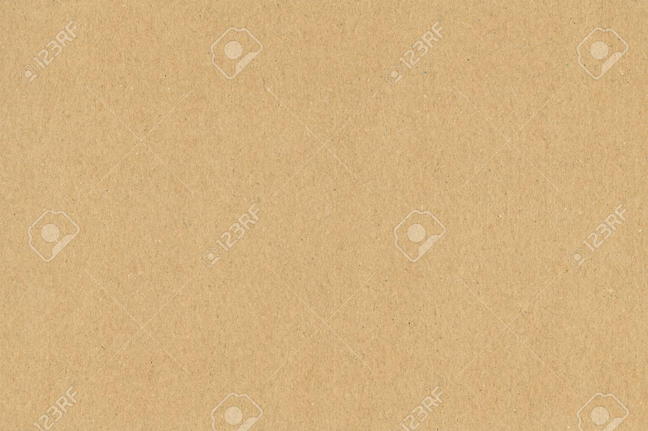 Craft paper texture recycled cardboard background - 68611263